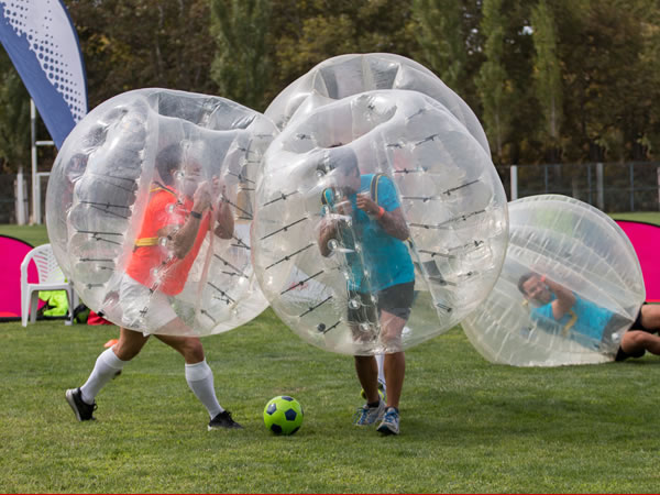 Bubble Football Falmouth