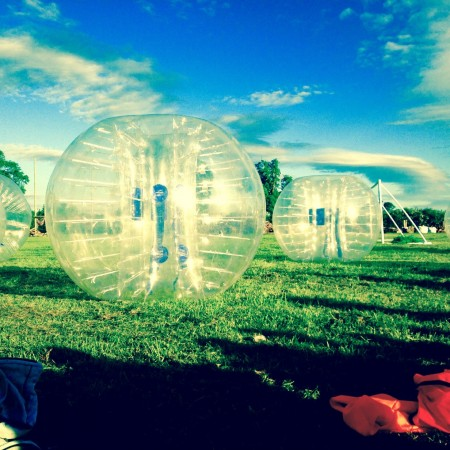 Bubble Football Penrith, Cumbria