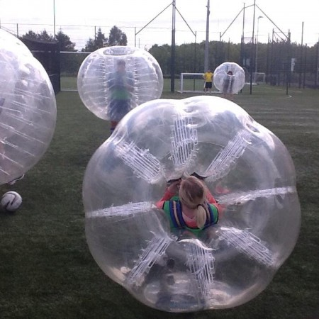 Bubble Football Kilmarnock