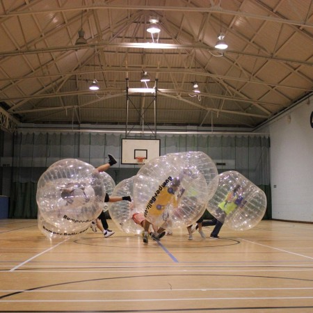 Bubble Football Exeter