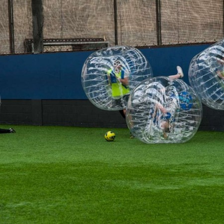 Bubble Football Glasgow Centre