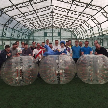 Bubble Football Bootle, Merseyside