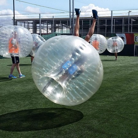 Bubble Football Bury Park